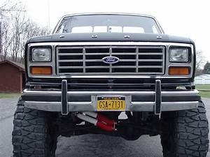1985 Ford F-150 Xl  Lifted North Carolina Truck