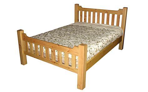 17413 king slatted bed frame beds kerris farmhouse pine