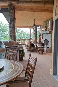 Amerikanische Holzhäuser Bauen : veranda mit outdoor k che amerikanische holzh user dream houses pinterest outdoor k che ~ Sanjose-hotels-ca.com Haus und Dekorationen