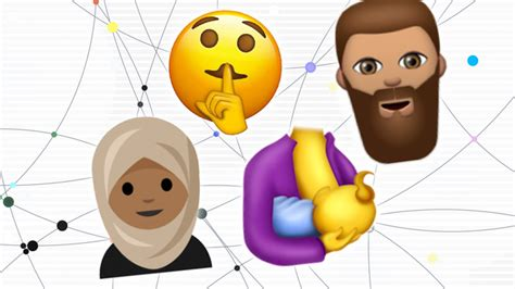 Even More New Emojis Are Coming In 2017