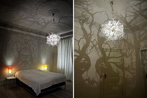 the forms in nature chandelier will transform your walls