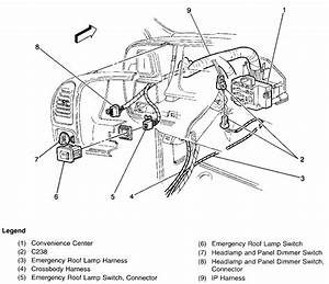 Pontiac Headlight Switch Diagram