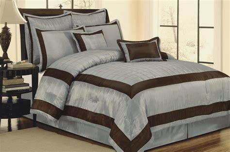 12pc bed in a bag comforter set from home goods galore