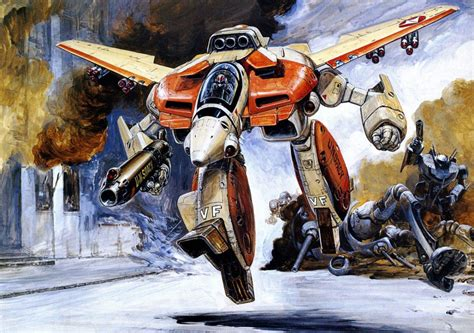 action robotech   lives