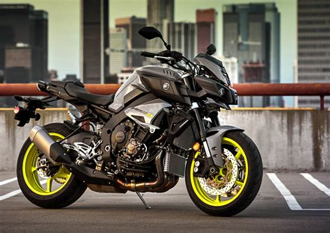Yamaha Launches Fz-10 Into U.s. Market For 2017
