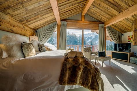 frances  luxury ski chalet promises  unforgettable