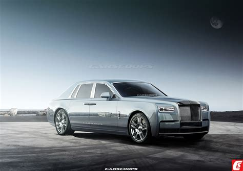 Future Cars Rolls Royce Has A New 2019 Phantom Coming