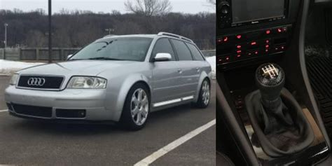 car owners manuals for sale 2003 audi s6 lane departure warning manual swapped audi s6 wagon for sale rare v8 stick shift audi s6 avant on craigslist