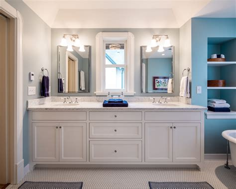 master bath vanity cabinets lowry hill traditional quartersawn