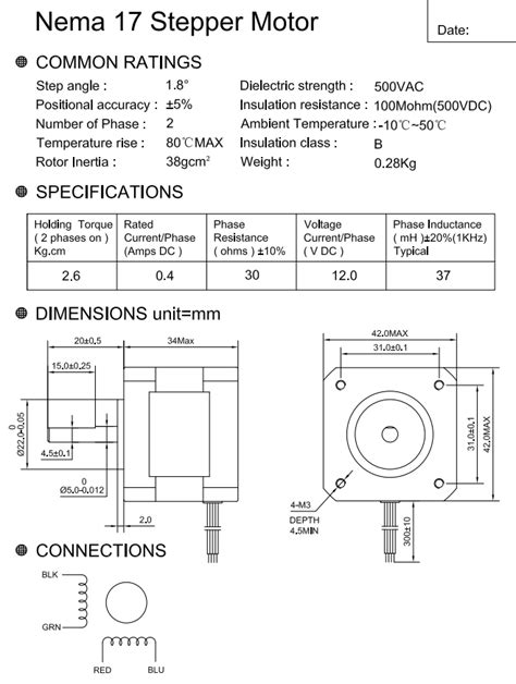Microcontroller Conserving Battery Life Stepper