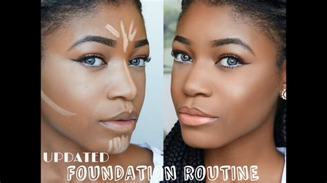 detailed highlight contouring routine beginner friendly