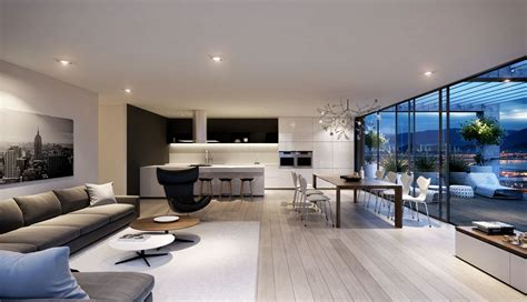 Home Interior Design Ideas For Living Room by Floor To Ceiling Windows For Modern Home Window