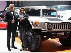 Humvee CSeries el renacimiento del Hummer SoyMotorcom