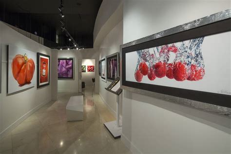 modernist cuisine gallery at forum shops dedicated to food