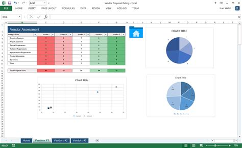 request for rfp template ms word excel