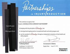 Construction Safety  The Alberta Construction Safety