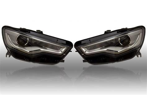 bi xenon scheinwerfer bi xenon scheinwerfer led tfl f 252 r audi a6 4g
