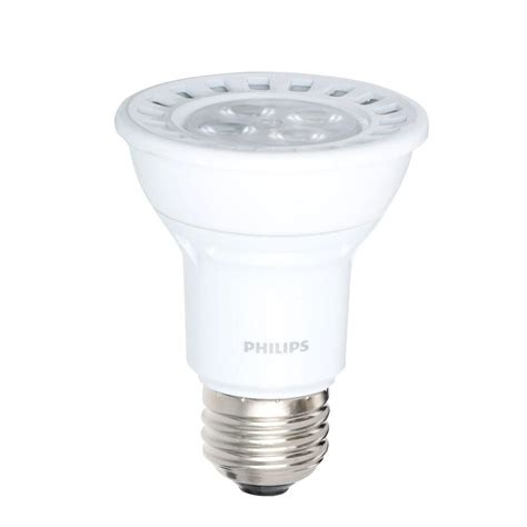 philips 50w equivalent bright white 3 000k par20