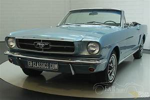 Classic 1961 Ford Mustang Cabriolet for Sale - Dyler