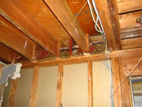 Air Sealing Attached Garage   Building America Solution Center