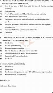 Biblical Marriage Counseling Worksheets