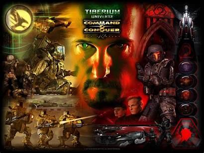 Conquer Gdi Command Tiberian Tiberium Wallpapers Nod