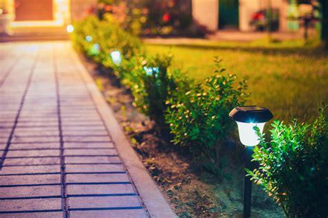 Solarlampen Im Garten Wohnjournal