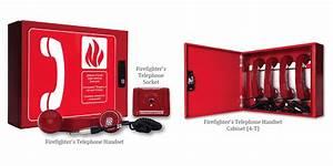 Firefighter U2019s Telephone Control