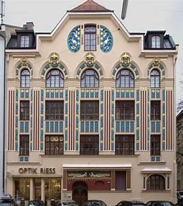 Art Deco Architektur : art nouveau jugendstil ~ One.caynefoto.club Haus und Dekorationen