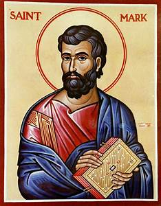 Feast of St. Mark the Evangelist | The Catholic Sun