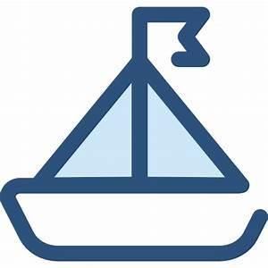 Sailboat, Boat, sailing boat, sailing, transport, sail icon