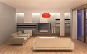 Bilder Wohnzimmer Groß : wohnzimmer ganz gross luftige raumgestaltung mit regalen ~ Watch28wear.com Haus und Dekorationen