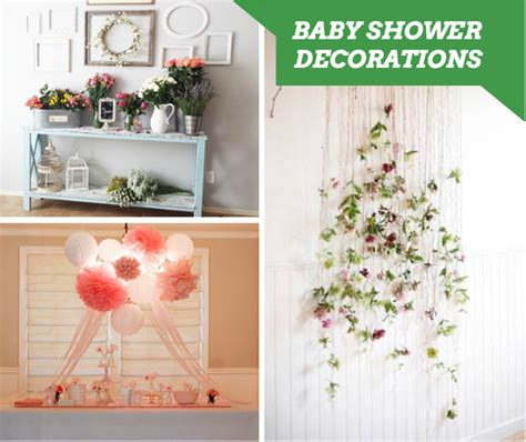 Decorating Ideas For Baby Shower by 34 Unique Baby Shower Decoration Ideas Cheekytummy