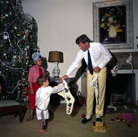 christmas day palm beach john  kennedy presidential