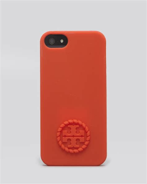 burch iphone 5 burch iphone 5 5s city silicone bloomingdale s