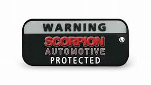 Scorpion Immobiliser - Scorpion Automotive