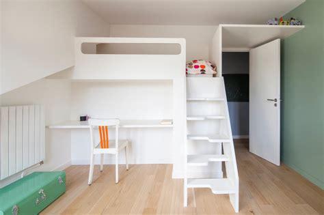 mobilier chambre contemporain chambre enfant mobilier sur mesure lit bureau
