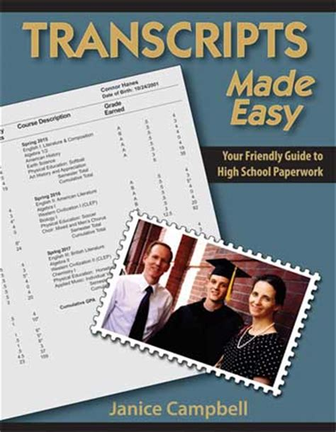 homeschool transcript resources az homeschooling