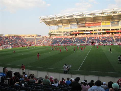 Toyota Chicago by Toyota Park Chicago Bridgeview The Stadium Guide