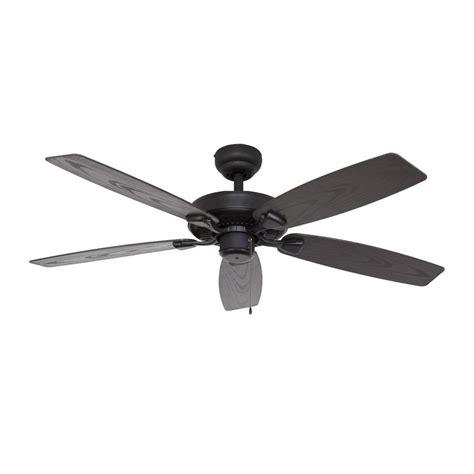 home depot outdoor fans sahara fans bluff cove 52 in outdoor bronze ceiling fan