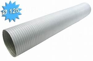 Gaine Semi Rigide Vmc : gaine galvanis e semi rigide diam tre 125 mm longueur de 3 m ~ Edinachiropracticcenter.com Idées de Décoration