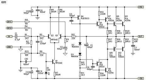 jamo sub 250 circuit diagram images