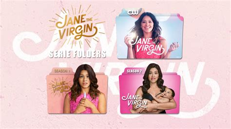 jane  virgin serie folders  orlanef  deviantart