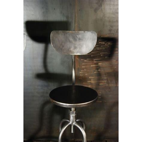 tabouret d architecte chaise d architecte atelier acier meubles atelier vintage tabourets