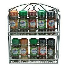Apollo Spice Rack by Spice Rack With Spices Ebay