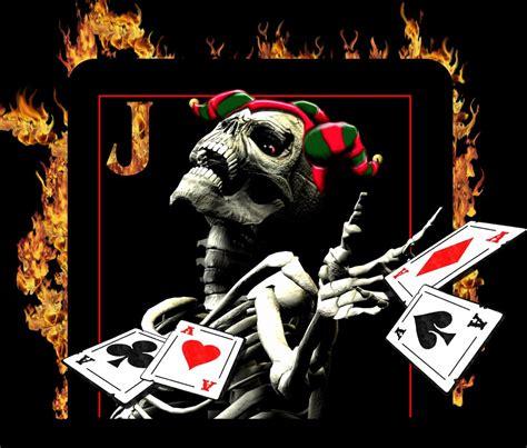icp joker cards wallpaper wallpapersafari