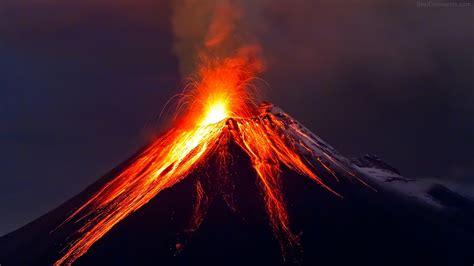 Volcanic Eruption Wallpaper 67 Images