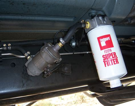 2003 Ram 1500 Fuel Filter by Questions About Fuel Filter Systems Dodge Diesel