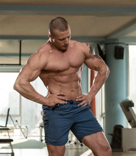 Serbian Muscle Men — Serbian bodybuilder Aleksandar