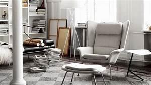 Fauteuil Design Confortable : fauteuil les meilleurs fauteuils pas cher en cuir club c t maison ~ Teatrodelosmanantiales.com Idées de Décoration